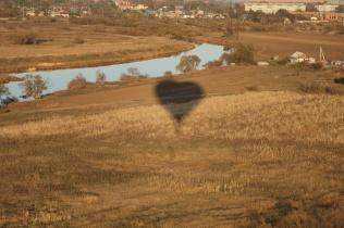 """Воздушный шар """"Сердце"""""""